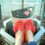 Sea Breeze Slippers & Happy Friday!
