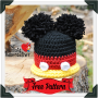 Project Sweet Peas & Free Character HatPattern!