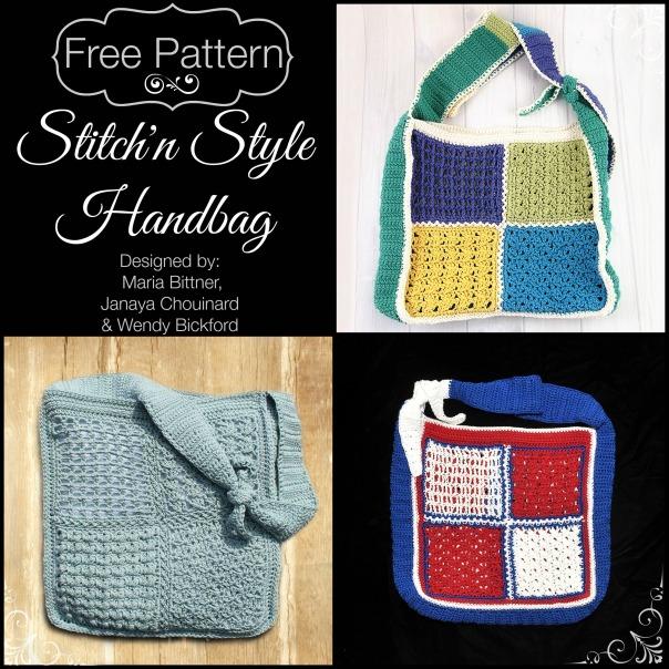 Stitch'n Style Free Pattern