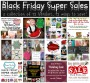 Black Friday Sale ~ 12 Vendors, 12 ways to Save BIG!