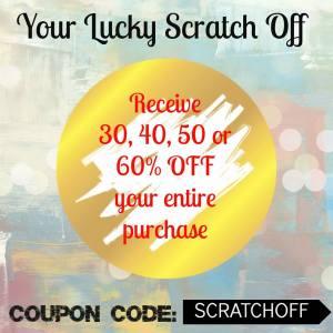 ACS Scratch off code