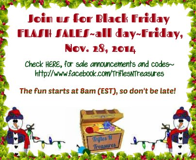 Black Friday Flash Sales