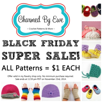 Charmed By Ewe Black Friday Super Sale